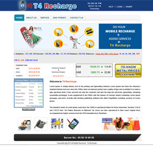 Online Recharge Scripts | Mobile Recharge Software | PHP Website Script
